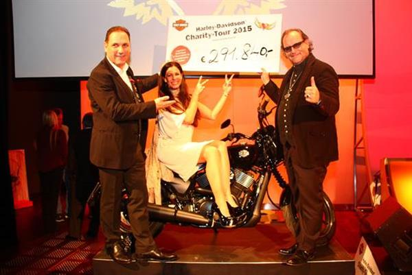 Abschlussgala Harley-Davidson Charity-Tour