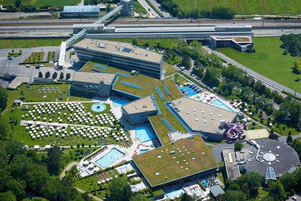 Therme Wien Luftperspektive