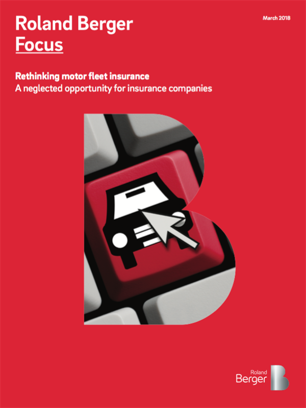 Roland Berger Focus: Rethinking motor fleet insurance