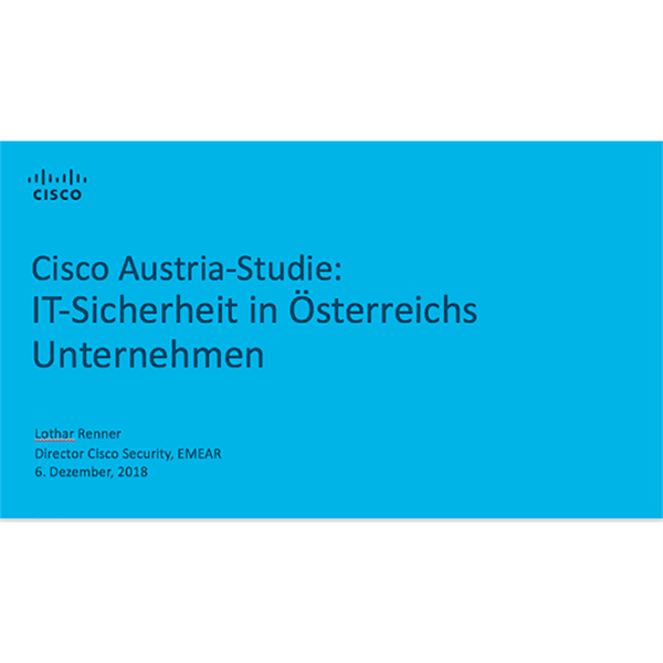 Cisco-Studie