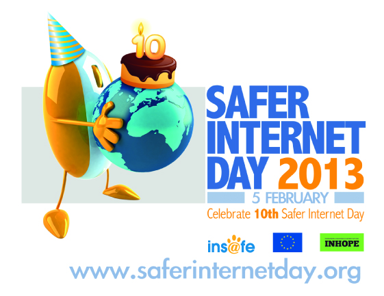 Logo Safer Internet Day 2013