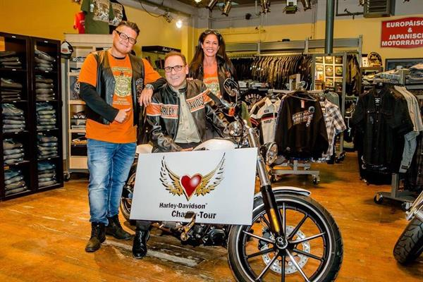 Harley-Davidson Charity-Tour neues Vorstandsteam