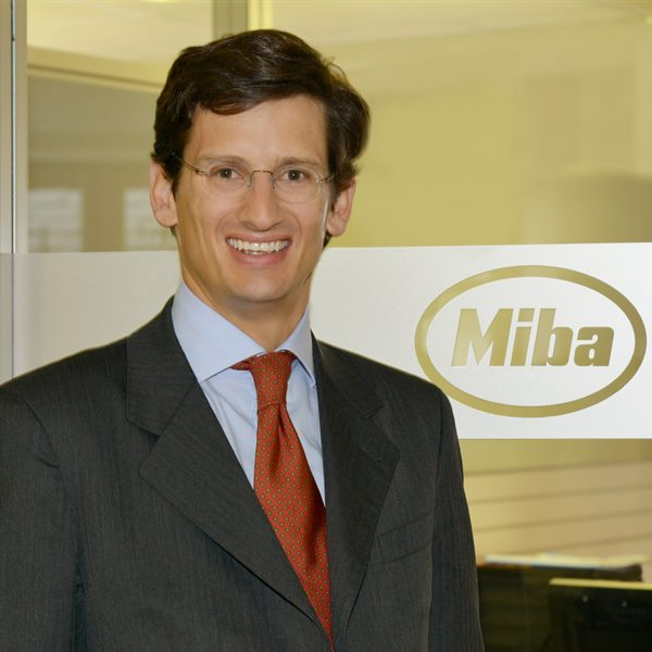 Miba CEO F. Peter Mitterbauer